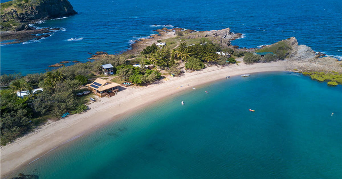 For Sale: Your Own Private Island on the Great Barrier Reef | The Manual